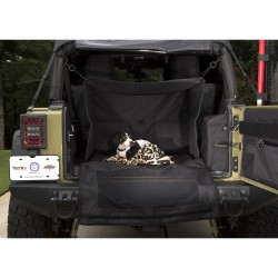 Rugged Ridge Canine Carry Box Jeep Wrangler 2007-2018
