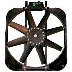 "Proform 15"" Electric Fan Thermostat 2800cfm"