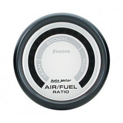 Auto Meter Gauge Air/ Fuel Ratio Phantom