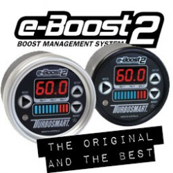 Turbosmart Electronic Boost Controller E-Boost 2 60mm Black