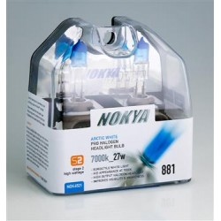 Nokya Headlight Bulb 881 27 Watts Set of 2