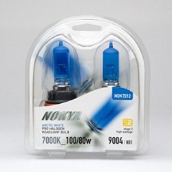 Nokya Headlight 9004 / HB1 100 / 80 Watts Set of 2
