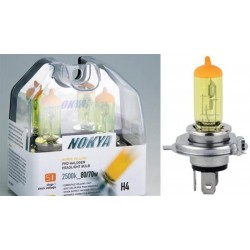 Nokya Headlight Bulb 9009 / H16 / 5202 35 Watts Set of 2