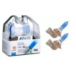 Nokya Headlight Bulb 9009 / H16 / 5202 35 Watts Set of 2