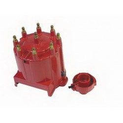 MSD Distributor Cap & Rotor Kit For GM V8 EFI Distributors With External Coil