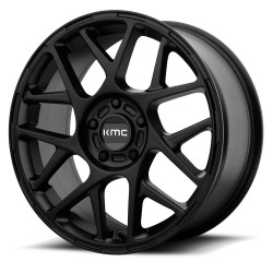 "KMC 18"" Wheel Set Honda Mazda Lexus Kia Hyundai 18x8 +40mm"