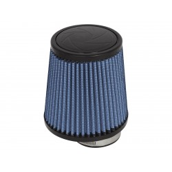 "AFE Universal AirFilter  3""F (offset 3/4"") x 6""B x 4-3/4""T x 6""H Blue"