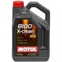 Motul Oil 5 Liters X-Clean C3 5w30 100% Synthetic