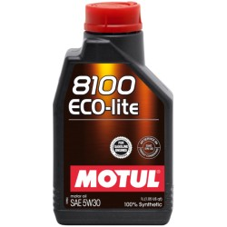 Motul Oil ECO-lite 1 Liter 5w30 100% Synthetic