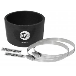 "AFE  Coupling Kit: 4"" ID x 2-1/2"" L Straight (Silicone Black)"