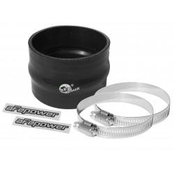 "AFE  Coupling Kit: 3"" ID x 2-1/4"" L Hump (Silicone Black)"