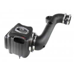 AFE Momentum HD Pro DRY S Cold Air Intake System GM Diesel Trucks 11-16 V8-6.6L