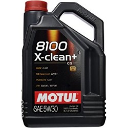 Motul Oil X-Clean+ C3 5w30 100% Synthetic