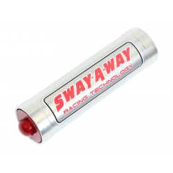"""AFE Control Sway-A-Way 2.5"""" Reservoir Assembly 9"""""""