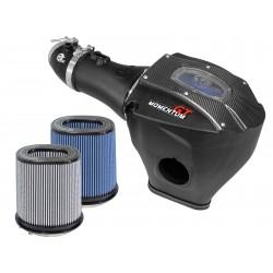 AFE Momentum GT Cold Air Intake System w/ Carbon Fiber Trim Dodge Challenger/Charger SRT Hellcat 15-16 V8-6.2L