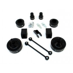 "Teraflex 2.5"" Lift Kit Jeep Wrangler JK Budget Boost"