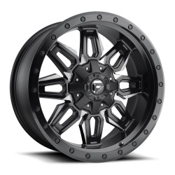 "20"" Fuel Wheel Set Neutron Ram Tundra 20x9 0mm"
