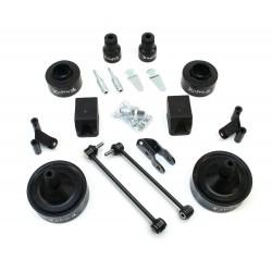 """Teraflex 2.5"""" Lift Kit Jeep Wrangler JK Budget Boost W/Shock Extensions"""