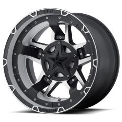 """XD Series 20"""" Rockstar III Ford F150 Silverado Sierra 6x135 / 6x139.7 20x9 +18mm"""