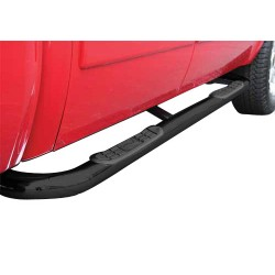 "TrailFX 3"" Nerf Bar Dodge Ram Quad Cab Black Coated"