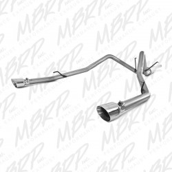 MBRP 2009-2017 Dodge Ram 1500 Cat Back Exhaust System Stainless 304
