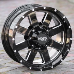 "20"" Wheel Set Ford F250 F350 8x170 20x10 -24mm"