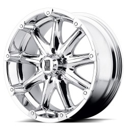 "20"" XD Series Ford F250 F350 8x170 20x9 +18mm Chrome"