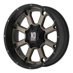 "20"" XD Series Wheel Set Ford F250 F350 20x9 8x170"