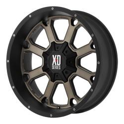 """20"""" XD Series Wheel Set Ford F250 F350 20x9 8x170"""