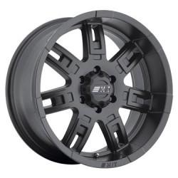 "20"" Mickey Thompson Sidebiter II Matte Black 20X12 Chevrolet Silverado 2500 2000-2010"