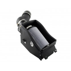 AFE Magnum FORCE Stage-2 Pro DRY S Cold Air Intake System Ford Diesel Trucks 1999-2003 V8-7.3L