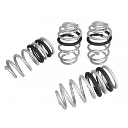 AFE Control PFADT Series Lowering Springs Chevrolet Camaro 2010-2015 V6/V8 Silver