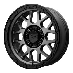 "XD Series 17"" Grenade Ford F150 17x9 6x135 +18mm Wheel Set"