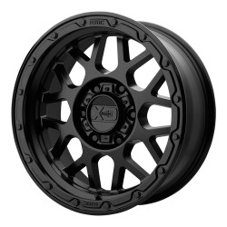 "XD Series 17"" Grenade Ford F150 17x8.5 6x135 0mm Wheel Set"