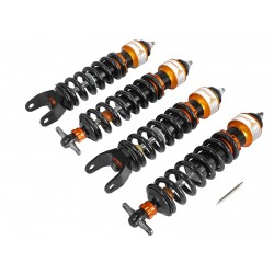 AFE Control PFADT Series Featherlight Single Adjustable Drag Racing Coilover Chevrolet Corvette (C5/C6) 1997-2013
