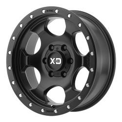 "XD Series 17"" Jeep Wrangler JK JL XD131 RG1 17x9 -12mm"