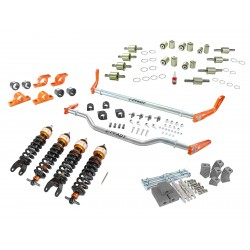 AFE Control PFADT Series Stage 3 Suspension Package Chevrolet Corvette Z06/ZR1 (C6) 2006-2013