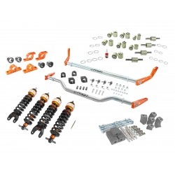 AFE Control PFADT Series Stage 3 Suspension Package Chevrolet Corvette (C6) 2005-2013
