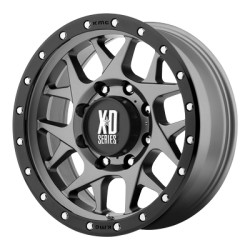 "18"" XD Series Bully Jeep Wrangler JK JL 18x9 -12mm"