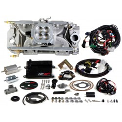 Holley HP EFI 4bbl Multi-Port Fuel Injection System Chevrolet Camaro 1967-1969