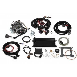 Holley Terminator LS TBI Kit Fuel Injection System LS 24x Reluctor W/Transmission Controller
