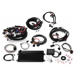 Holley Terminator LS MPFI Kit 1997-2007 4.8/5.3/6.0 Truck Engines with 24x crank reluctor