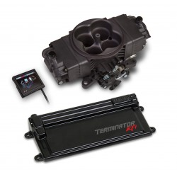 Holley Terminator Stealth EFI w/ GM Transmission Control -Hard Core Gray