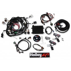 Holley HP EFI ECU & Harness Kits Complete 1999-2004 4 Valve Ford Modular Engine