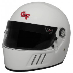 G-Force GF3 Full Face Helmet White SA 2015 LARGE