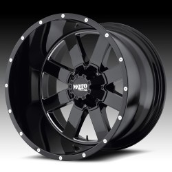 "Moto Metal 20"" Ford F250 F350 Wheel Set Black 20x9 8x170 0mm"