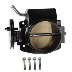 Holley Sniper EFI Throttle Body 90MM LS Engine Black with GM IAC provision