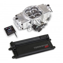Holley Terminator Stealth EFI w/ GM Transmission Control - Polished