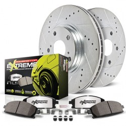 Powerstop Brake Kit 2010-2015 Camaro SS Front + Rear