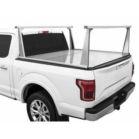 Access Cover Truck Bed Rack Aluminum Pro Series Dodge Ram 2010-2018 2500/3500 w/o RamBox 8' Bed